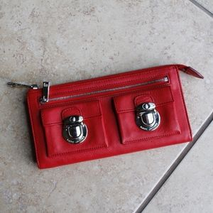 Marc Jacobs Wallet: Red